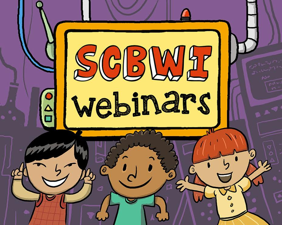 Our friends in Nevada have compiled THIS LIST of SCBWI WEBINARS. SCBWI offers webinars across the regions in the US and abroad. VIEW WEBINARS Many thanks to the Nevada Regional Team for creating and updating theSCBWI Webinars webpage. Questions about specific webinars should be addressed directly to the Region hosting that webinar.  Thanks to illustrator Ken Lamug for use of his beautiful artwork on this website. SaveSave
