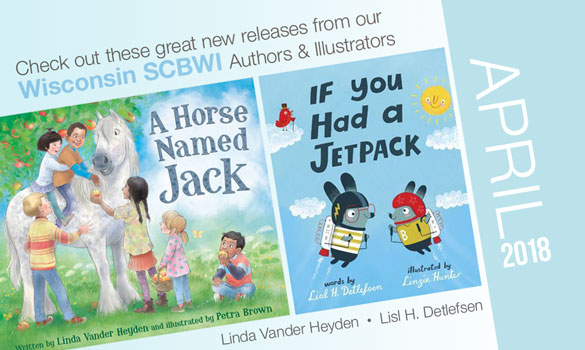 Congratulations to the beautiful books launched in April! SaveSave