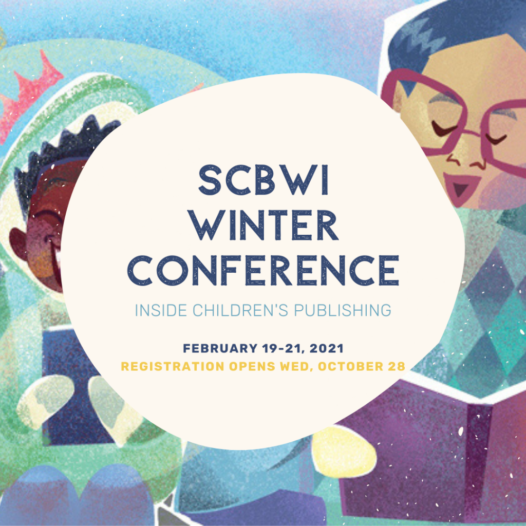 SCBWI Winter Conference 2021