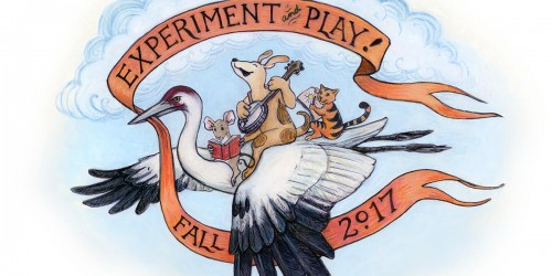 Experiment and Play Logo